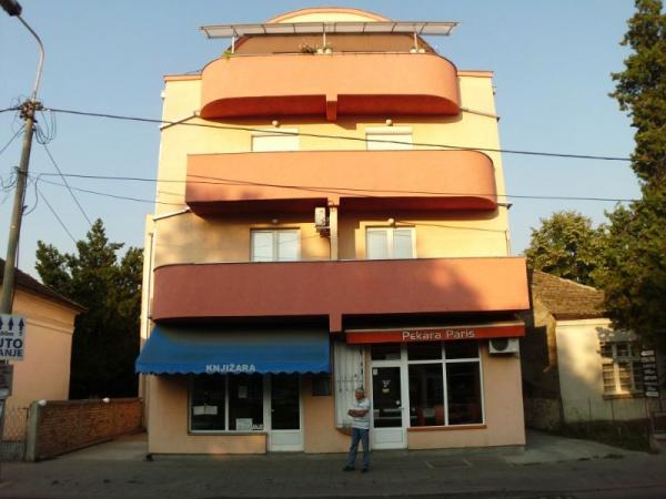 Dvosoban stan za izdavanje u centru Obrenovca